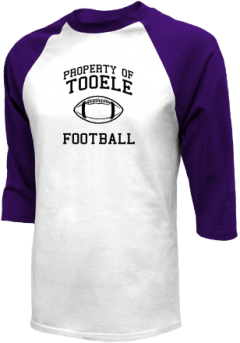 Tooele High School Raglan Shirts