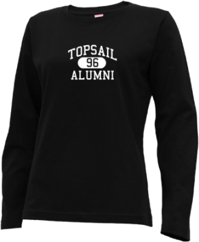 Topsail Middle School Long Sleeve Shirts
