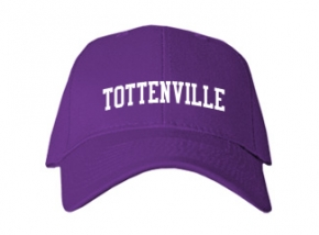 Tottenville High School Kid Embroidered Baseball Caps