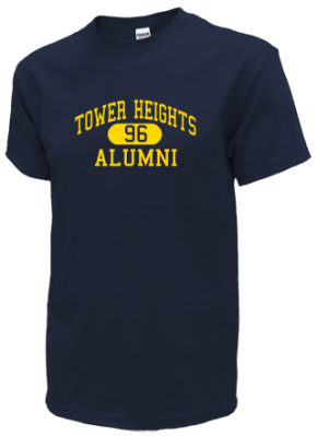 Tower Heights Middle School T-Shirts