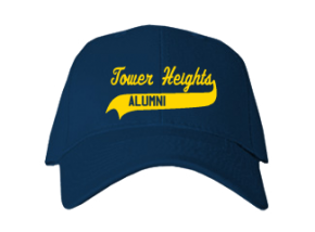Tower Heights Middle School Embroidered Baseball Caps