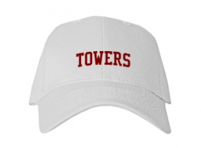 Towers High School Kid Embroidered Baseball Caps