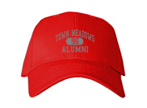 Town Meadows Elementary School Embroidered Baseball Caps