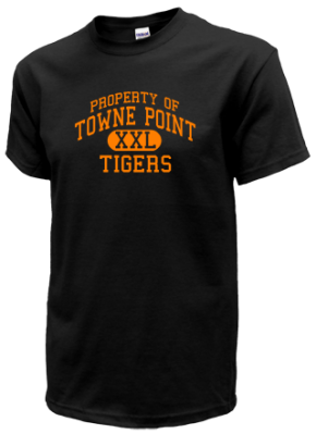 Towne Point Elementary School T-Shirts