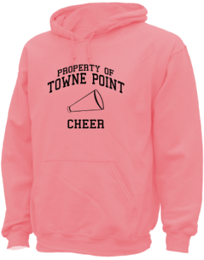 Towne Point Elementary School Hoodies