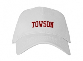 Towson High School Kid Embroidered Baseball Caps