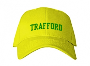 Trafford Middle School Kid Embroidered Baseball Caps