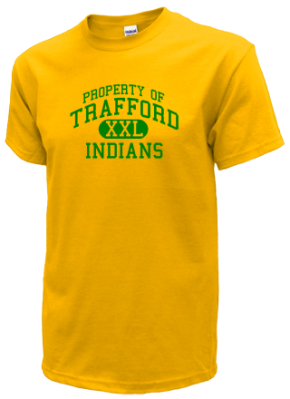 Trafford Middle School Kid T-Shirts