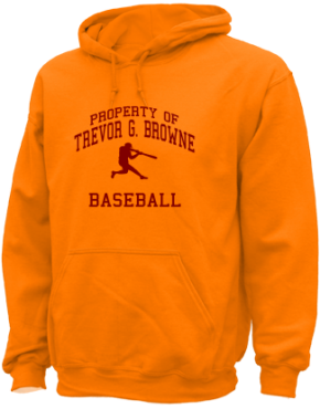 Trevor G. Browne High School Hoodies