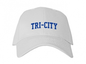 Tri-city High School Kid Embroidered Baseball Caps