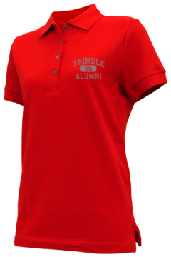 Trimble High School Embroidered Polo Shirts