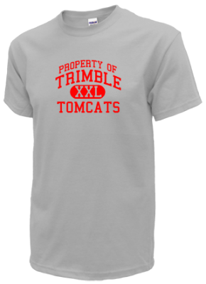 Trimble High School Kid T-Shirts