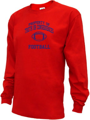 Truth Or Consequences Middle School Kid Long Sleeve Shirts