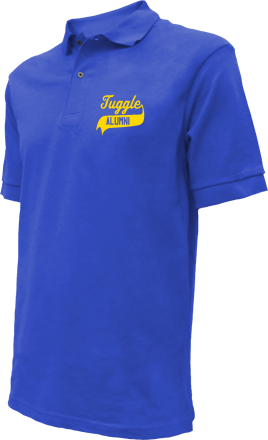 Tuggle Elementary School Embroidered Polo Shirts