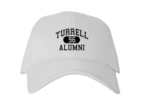 Turrell High School Embroidered Baseball Caps