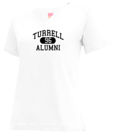 Turrell High School V-neck Shirts