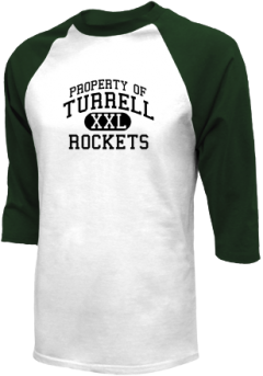Turrell High School Raglan Shirts