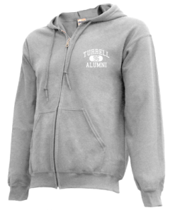 Turrell High School Zip-up Hoodies