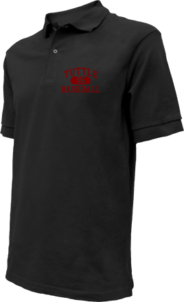 Tuttle High School Embroidered Polo Shirts