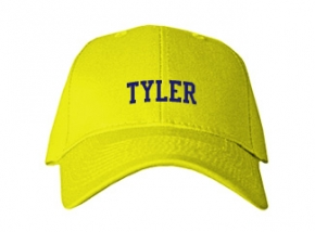 Tyler Elementary School Kid Embroidered Baseball Caps