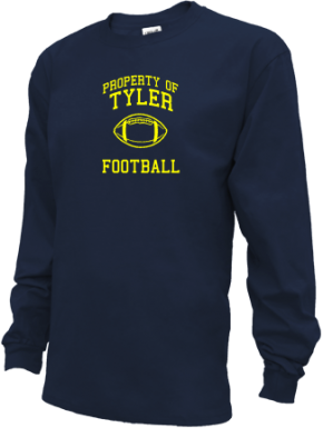 Tyler Elementary School Kid Long Sleeve Shirts