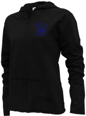 Tyler Elementary School Girls Zipper Hoodies