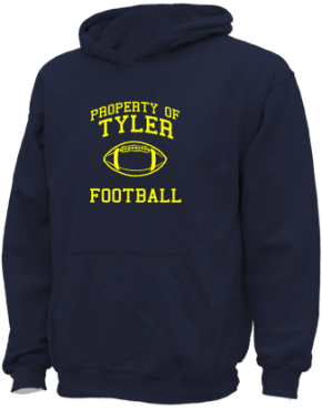 Tyler Elementary School Kid Hooded Sweatshirts