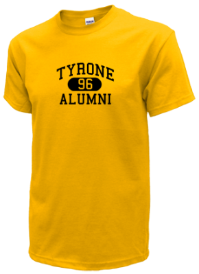 Tyrone Area High School T-Shirts