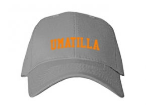 Umatilla High School Kid Embroidered Baseball Caps