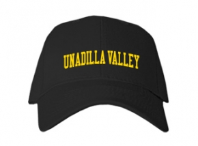 Unadilla Valley High School Kid Embroidered Baseball Caps