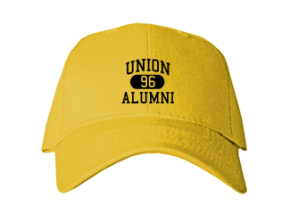 Union High School Embroidered Baseball Caps