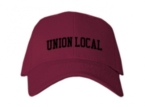 Union Local High School Kid Embroidered Baseball Caps