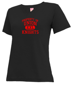 Union Middle School V-neck Shirts