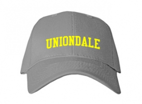 Uniondale High School Kid Embroidered Baseball Caps