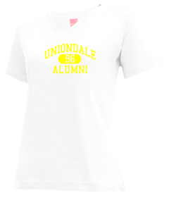 Uniondale High School V-neck Shirts