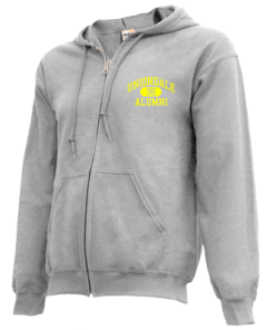 Uniondale High School Zip-up Hoodies