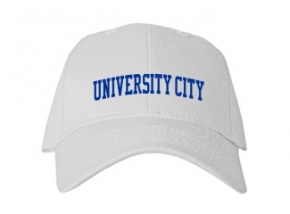 University City High School Kid Embroidered Baseball Caps