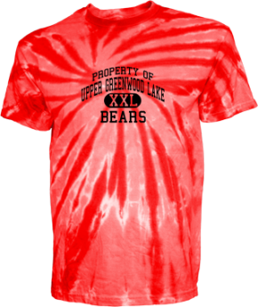 Upper Greenwood Lake Elementary School Kid Tie-dye T-Shirts