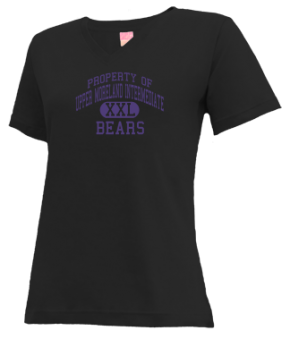 Upper Moreland Intermediate School V-neck Shirts