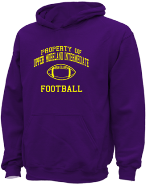 Upper Moreland Intermediate School Kid Hooded Sweatshirts