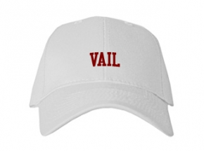 Vail High School Kid Embroidered Baseball Caps