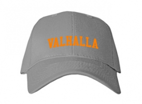Valhalla High School Kid Embroidered Baseball Caps