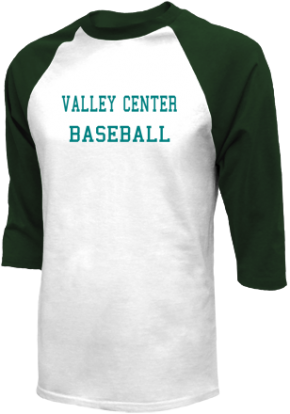 Valley Center High School Raglan Shirts