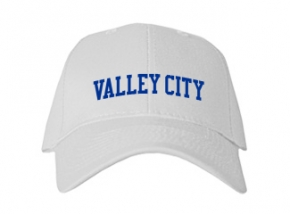 Valley City High School Kid Embroidered Baseball Caps