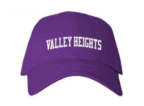 Valley Heights High School Kid Embroidered Baseball Caps
