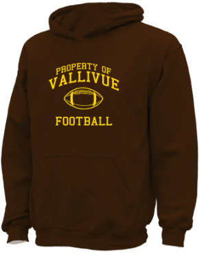 Vallivue Middle School Kid Hooded Sweatshirts