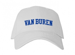 Van Buren Elementary School Kid Embroidered Baseball Caps