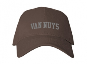 Van Nuys High School Kid Embroidered Baseball Caps
