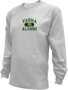Varna Elementary School Long Sleeve Shirts