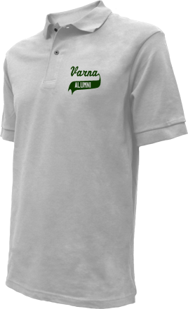 Varna Elementary School Embroidered Polo Shirts